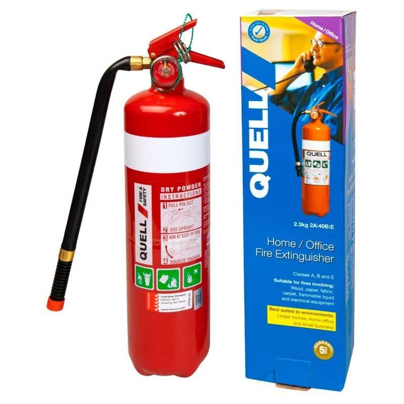 Quell Fire Extinguisher