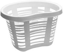 Henledar Round Hip Hugger Laundry Basket 30L