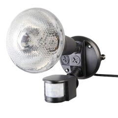 Arlec DIY Security Sensor Floodlight with Globe