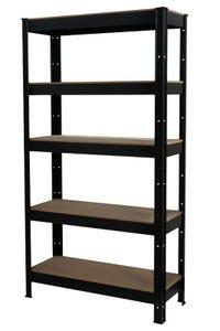 Shelf Unit 5 Tier 175kg 325Dx825Wx1500H