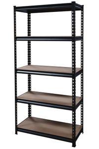 Shelf Unit 5 Tier 350kg  420Dx920Wx1830H