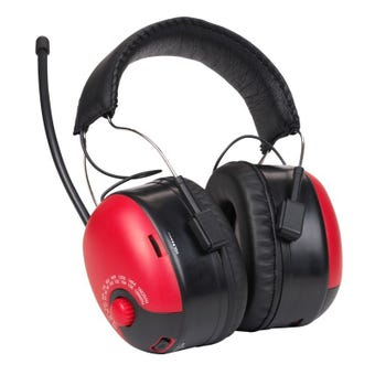 Bullant AM/FM Earmuff Radio