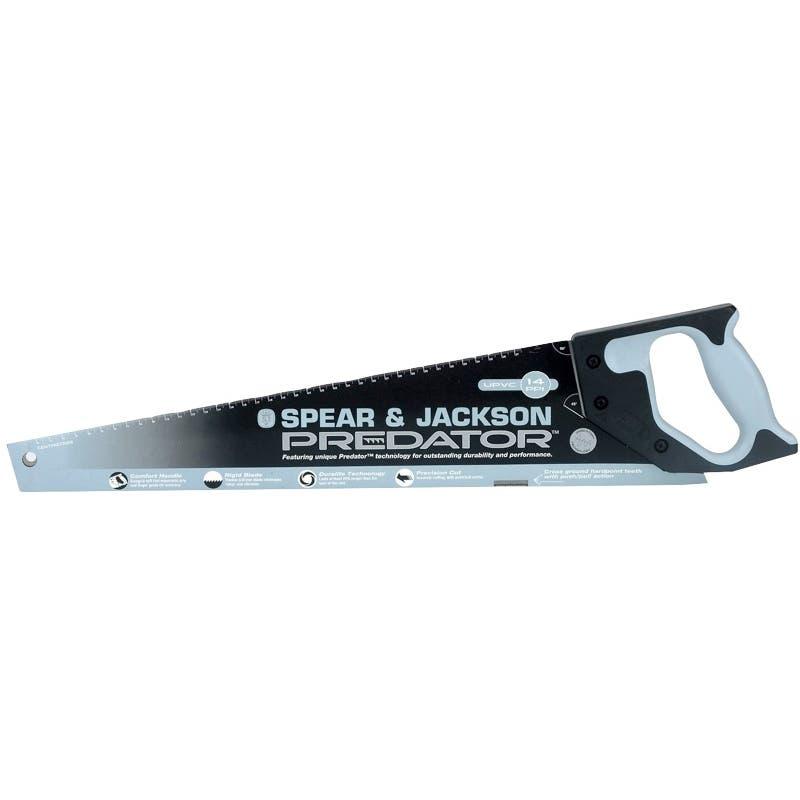 Spear & Jackson Predator UPVC Saw
