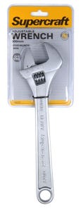 Supercraft 300mm Adjustable Wrench