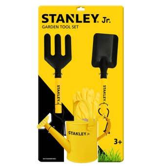 Stanley jr. Kids Garden Tool 4Pce Set