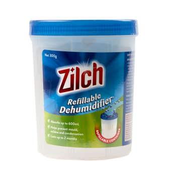 Zilch Refillable Dehumidifier 300g