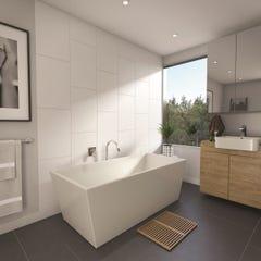 Surrey Freestanding Bath 1500mm