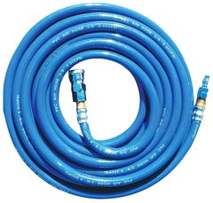 Scorpion Fitted Air Hose 10mm x 15m