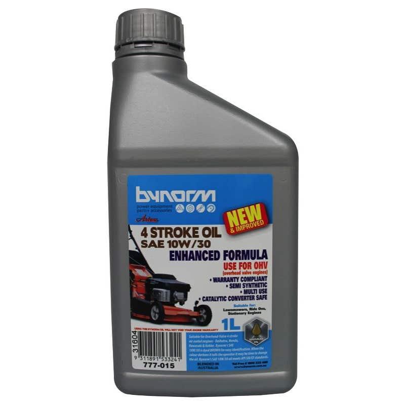 Bynorm 4 Stroke Engine Oil SAE 10W/30W 1L
