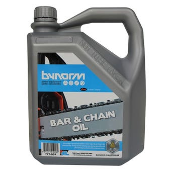 Bynorm Bar and Chain Oil 4L