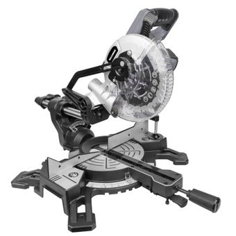 Rockwell 18V Li-Ion Sliding Compound Mitre Saw Kit