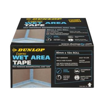 Dunlop 10 Metre Express Wet Area Tape