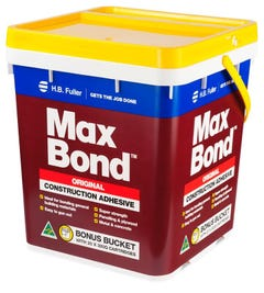 H.B Fuller Max Bond Construction Adhesive Bucket