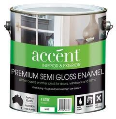 accent® Enamel 4L Semi Gloss