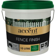 Accent® Fence Finish 10L Pine Green