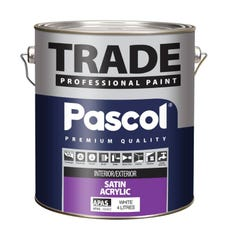 Pascol Trade Satin Paint 4L
