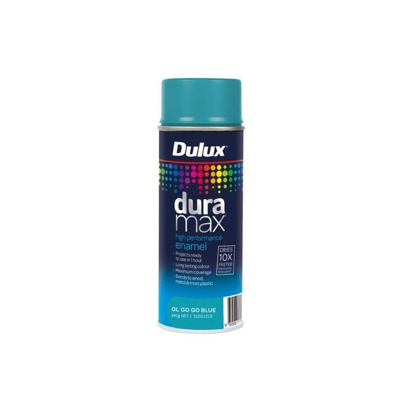 Dulux Duramax 340G Gloss Go Go Blue
