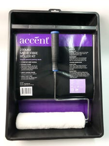 accent® 270mm Microfibre Roller Kit
