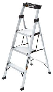 Hurricane Dual Platform 3 Step Ladder
