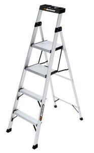 Hurricane Dual Platform 4 Step Ladder