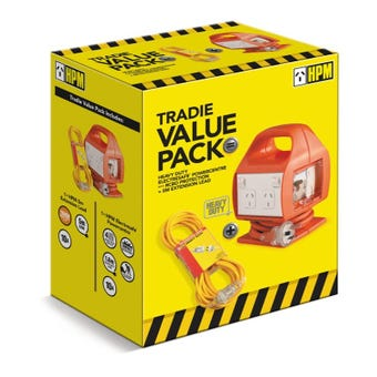 HPM Tradie Power Centre Value Pack