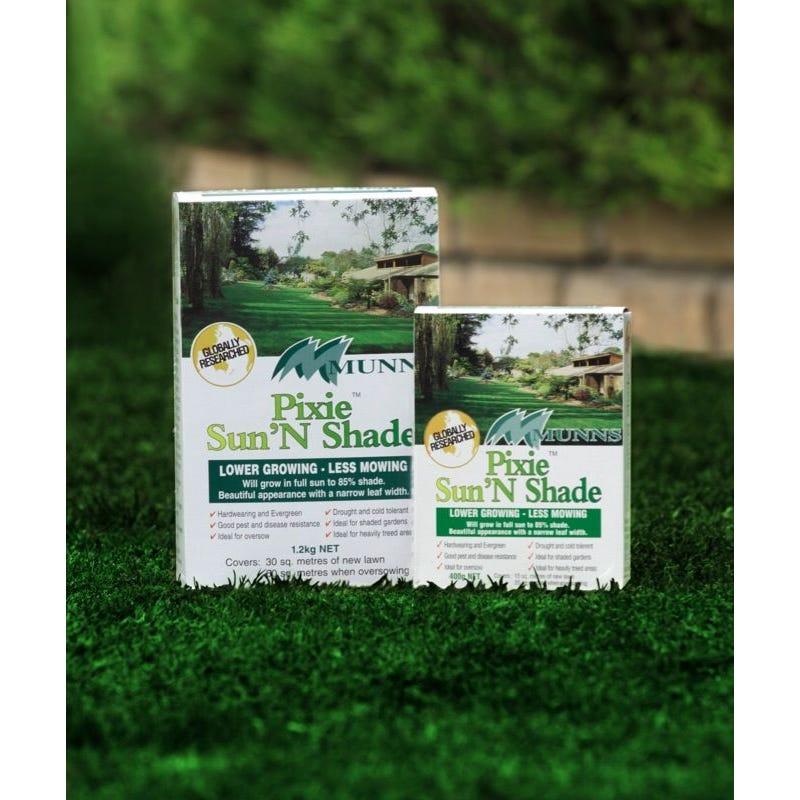 Munns Pixie Sun & Shade Lawn Seed
