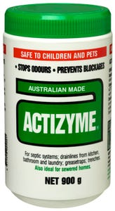 Actizyme Drain Treatment 900g
