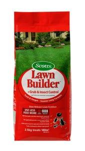 Lawn Builder Grub Control Fertilizer 2.5kg