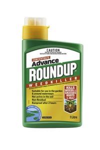 Roundup Advance Concentrate Herbicide 1L
