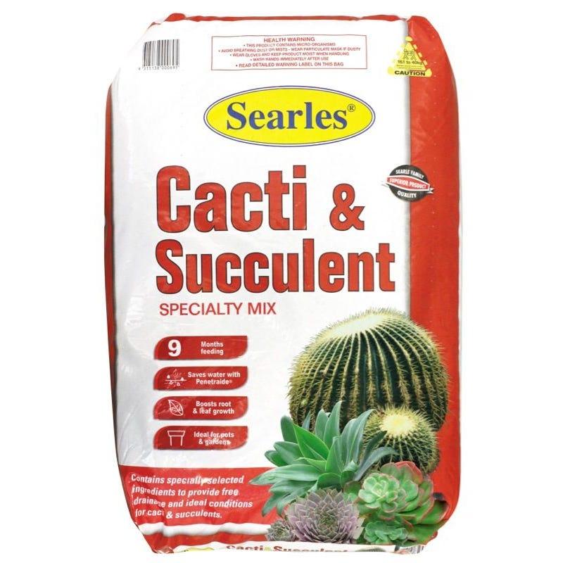 Searles Cacti & Succulent Potting Mix 25L