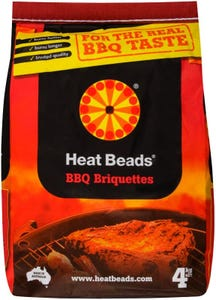 Heat Beads BBQ Fuel