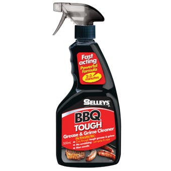 Selleys BBQ Grease & Grime Cleaner