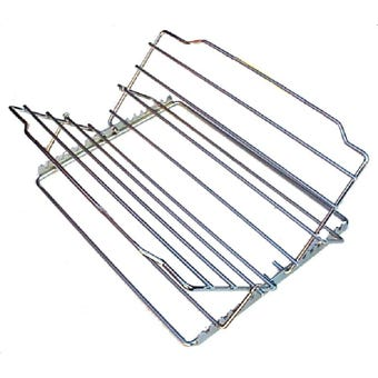 Adjustable BBQ Roast Cradle