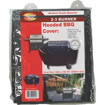 2-3 Burner Hooded BBQ Cover