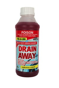 Drain Away Drain Cleaner 1L