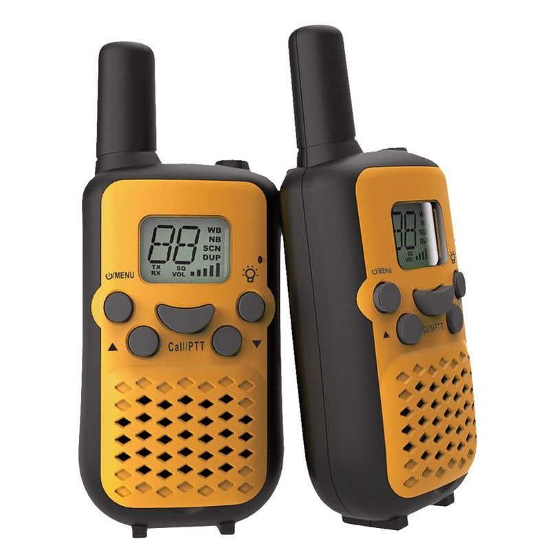 Crystal Mobile Radio CB Hand Held UHF