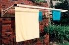 Clothesline Folding Frame Single Primrose