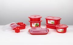 Microsafe® Round Container 750ml