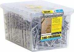 Macsim Decking Screws 10x50mm - 1000 Box