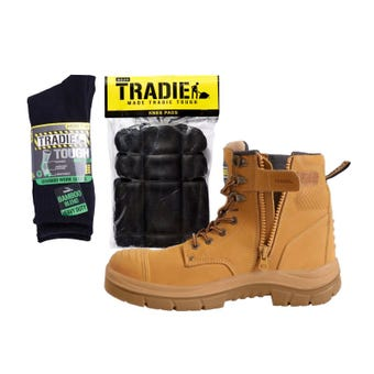 Tradie Multi Boot Pack