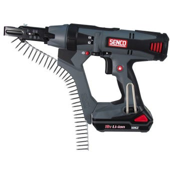 Senco 18V Li-Ion DuraSpin Collated Screwdriver System