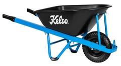 Kelso Contractors Poly Wheelbarrow 100L