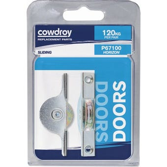 Cowdroy Horizon Sheaves with Screws Pack