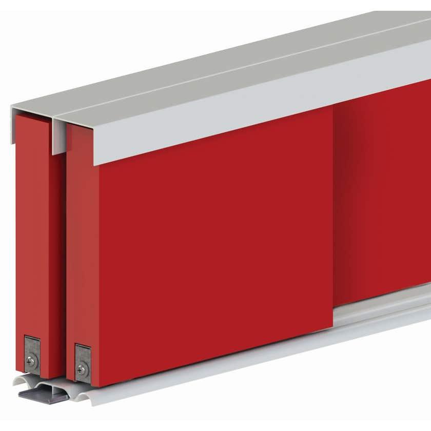 Cowdroy 2420mm Robemaker Door Track System