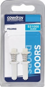 Cowdroy Spring Loaded Door Guide 2 Pack