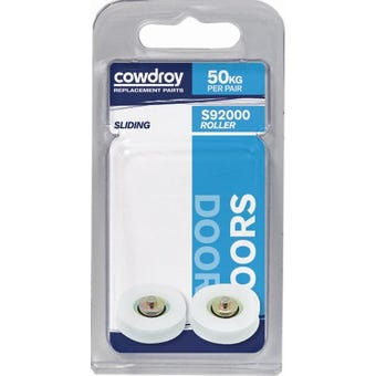 Cowdroy 32mm Concave & Axle 2 Pack