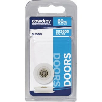Cowdroy 38mm Concave Wheel & Bore 2 Pack