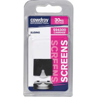 Cowdroy 24mm Concave Sheave Pair