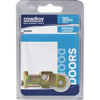 Cowdroy Sliding Door 32mm Concave Wheel Sheave