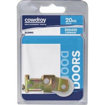 Cowdroy Sliding Door 32mm Concave Wheel Sheave